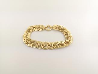 Zlatý dámsky náramok ZN20016