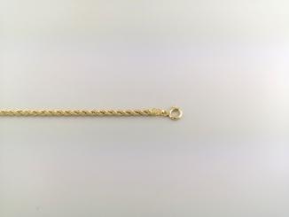 Zlatý dámsky náramok ZN20018