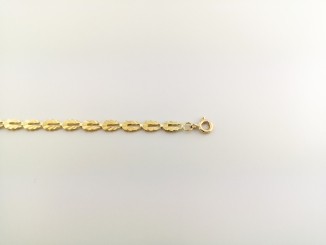 Zlatý dámsky náramok ZN20024