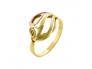 Zlatý prsteň PR21026