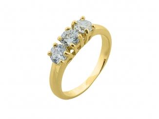 Zlatý prsteň PR21034