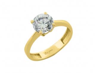 Zlatý prsteň PR21038