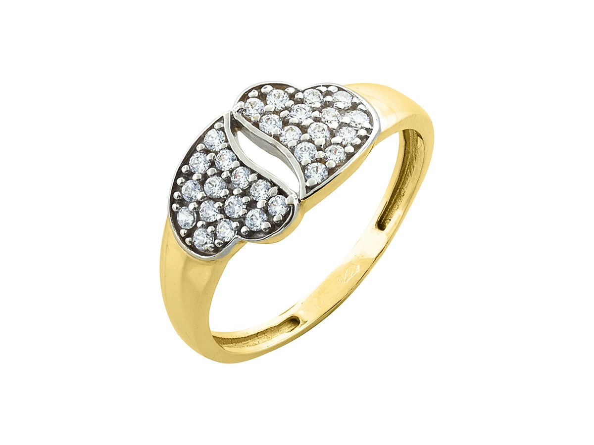 Zlatý prsteň PR21039