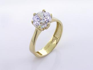 Zlatý prsteň PR21083