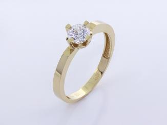 Zlatý prsteň PR21080