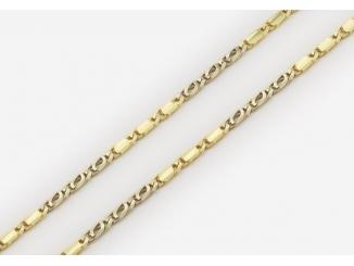Zlatá retiazka ZR30011