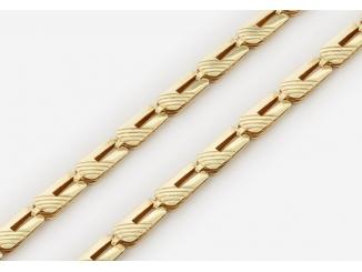 Zlatá dámska retiazka ZR30031