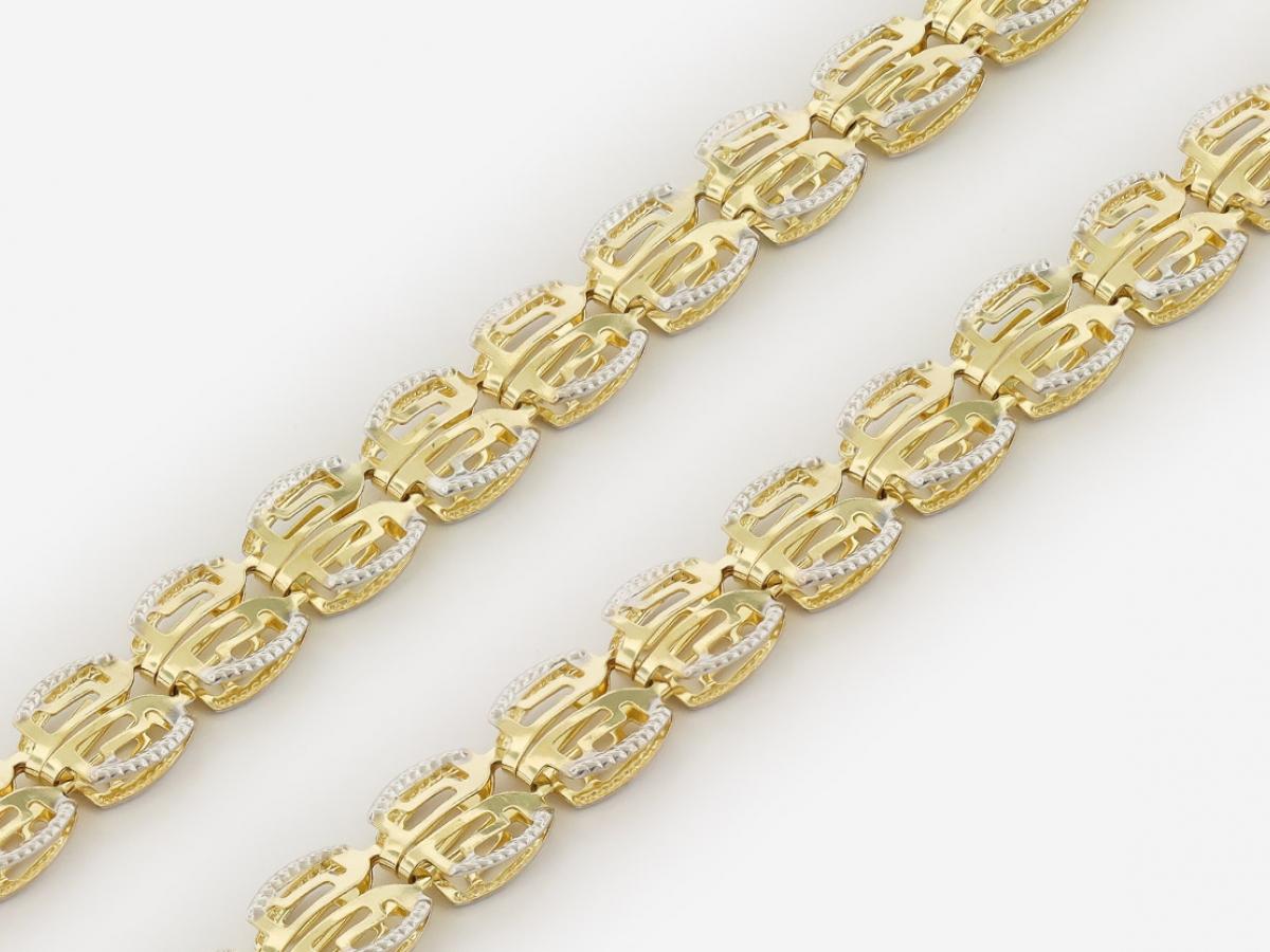 Zlatá dámska retiazka ZR30033