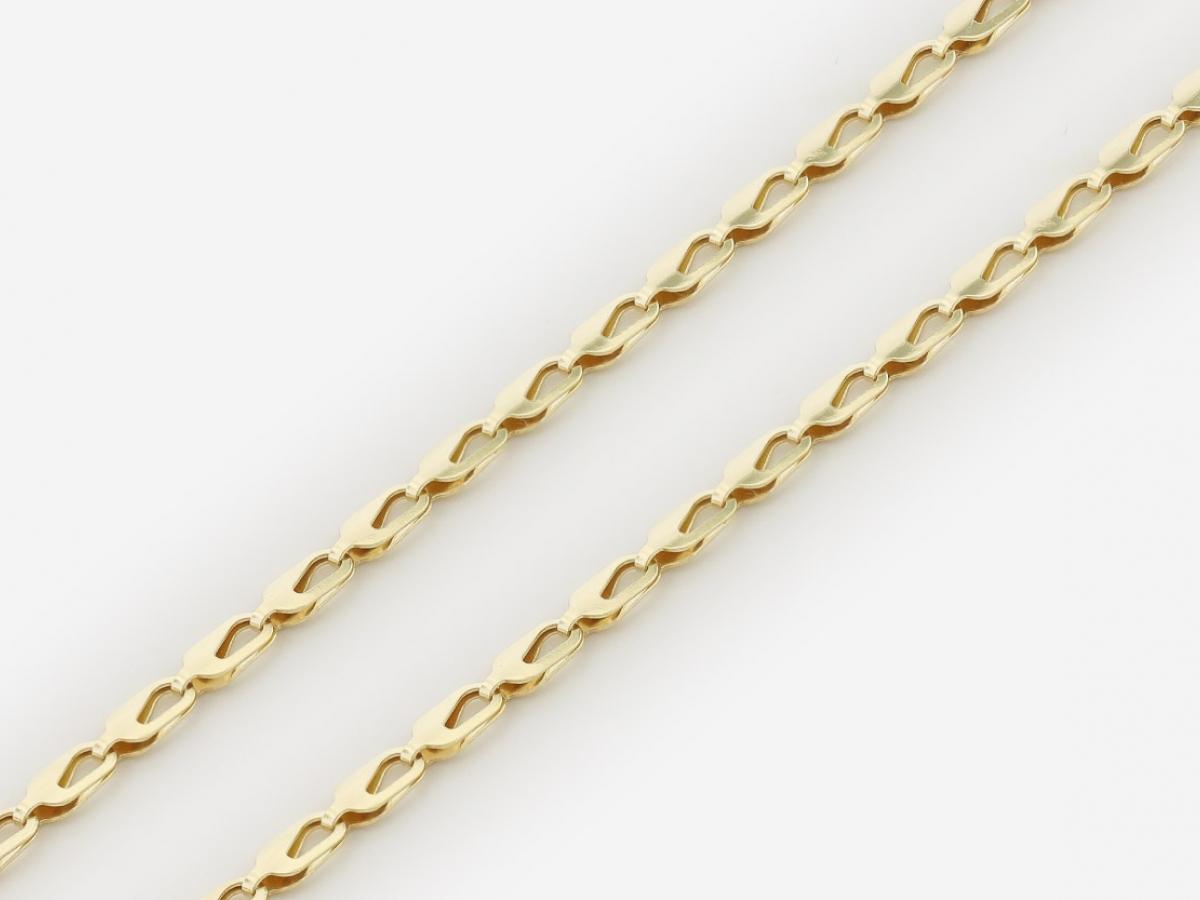 Zlatá dámska retiazka ZR40023