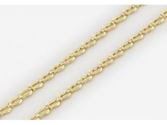 Zlatá dámska retiazka ZR400028