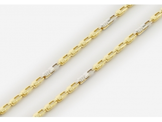 Zlatá dámska retiazka ZR40029