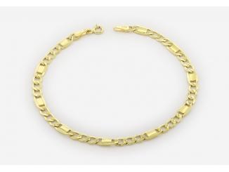 Zlatý náramok ZN20026