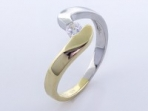 Zlatý prsteň PR21077