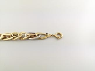 Zlatý dámsky náramok ZN20014