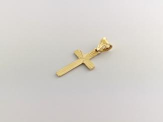 Zlatý prívesok PRI20004