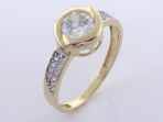 Zlatý prsteň PR21079